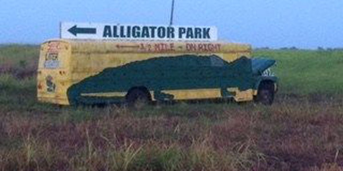 Natchitoches Alligator Park closing