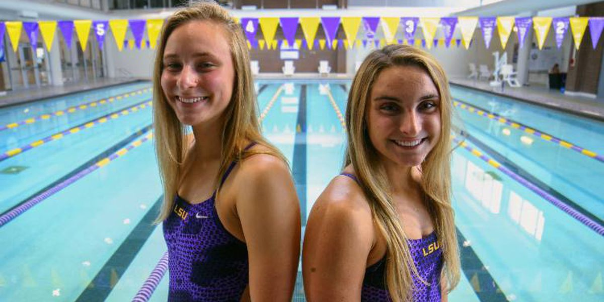 LSU chemical engineering seniors to swim in Olympic Trials