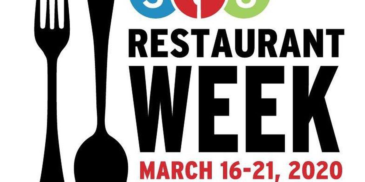 318 Restaurant Week still going on March 16-21