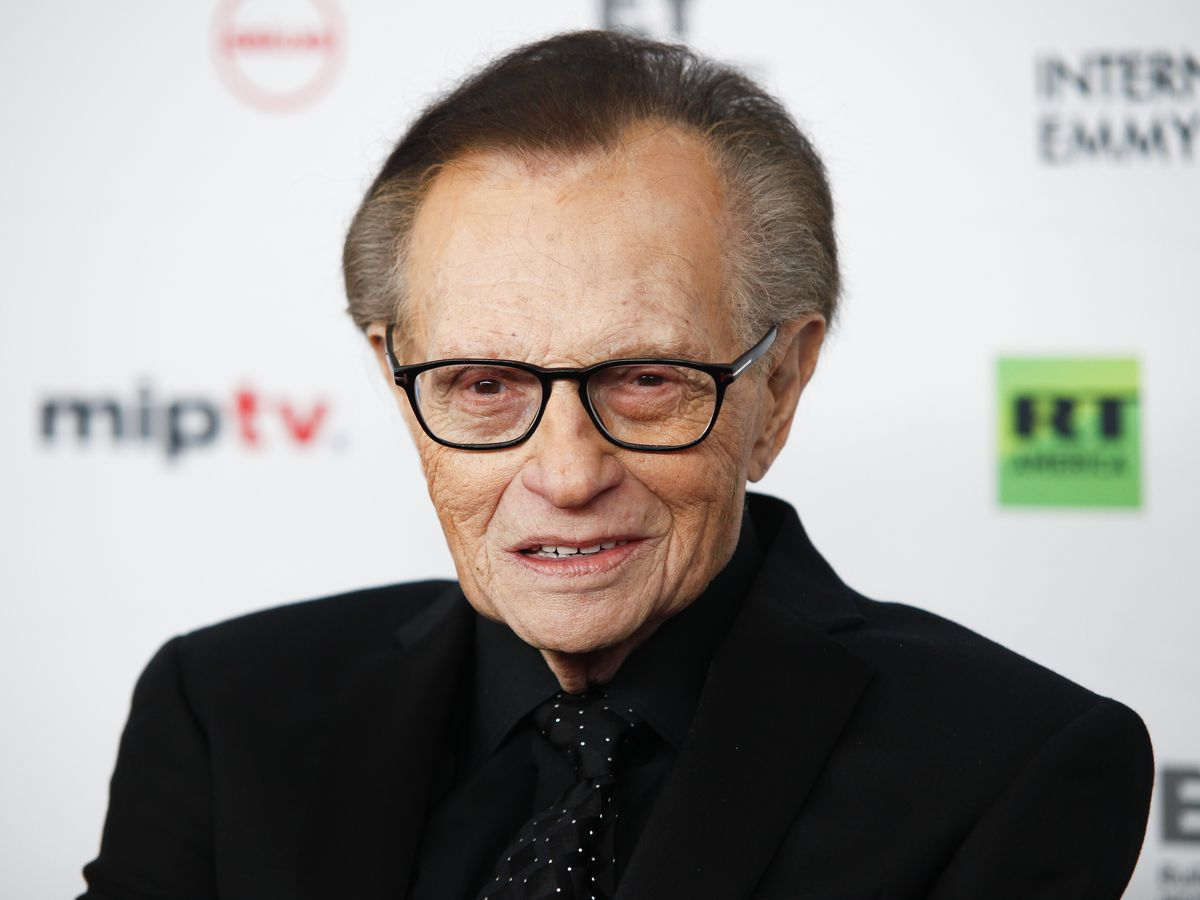 Larry King passes away at 87