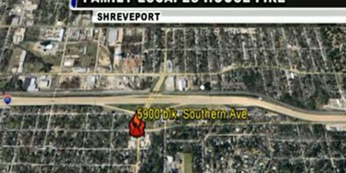 SFD: Family escapes house fire in Cedar Grove neighborhood