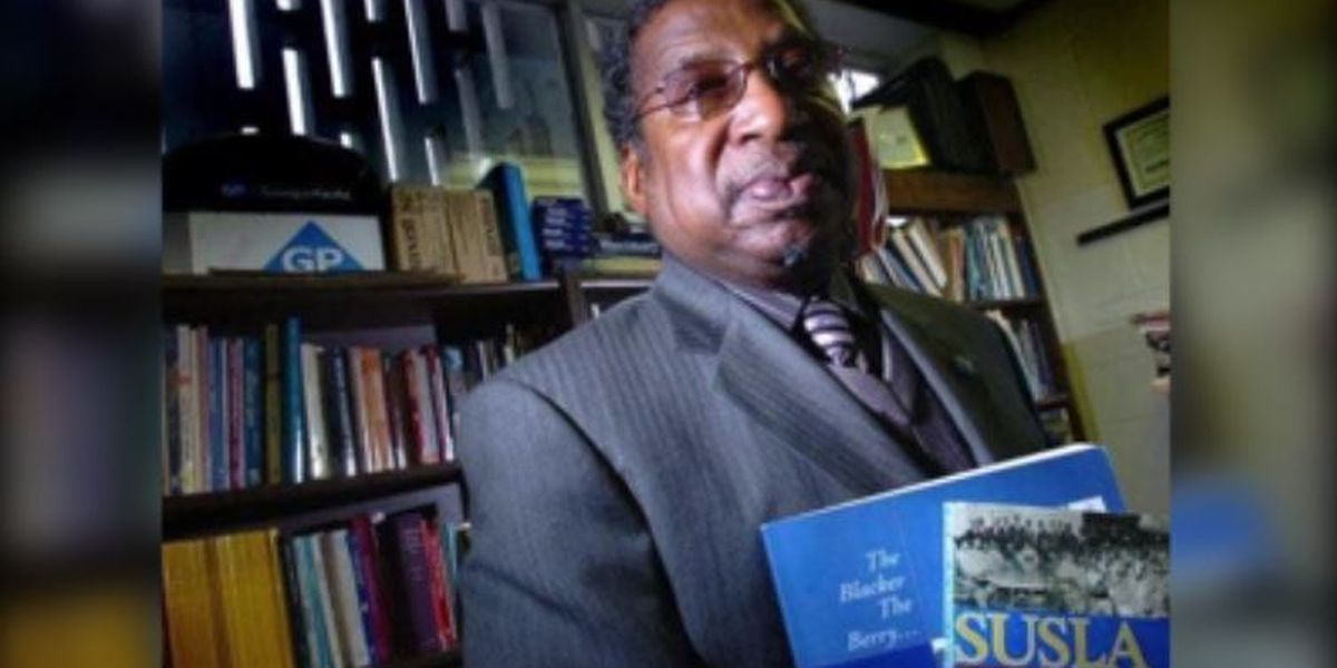 Iconic historian, ex-SUSLA professor Willie Burton is laid to rest