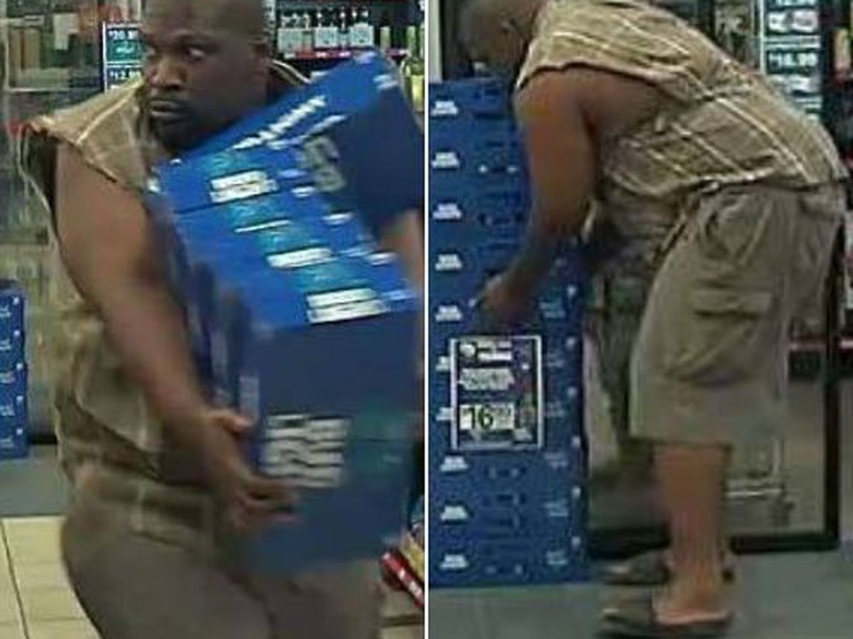 """Beer Baron"" nabs five cases of beer"