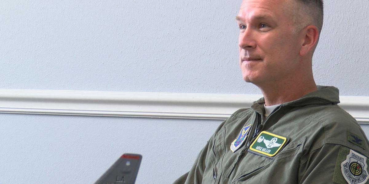 KSLA Salutes: 2nd Bomb Wing Commander Col. Michael Miller