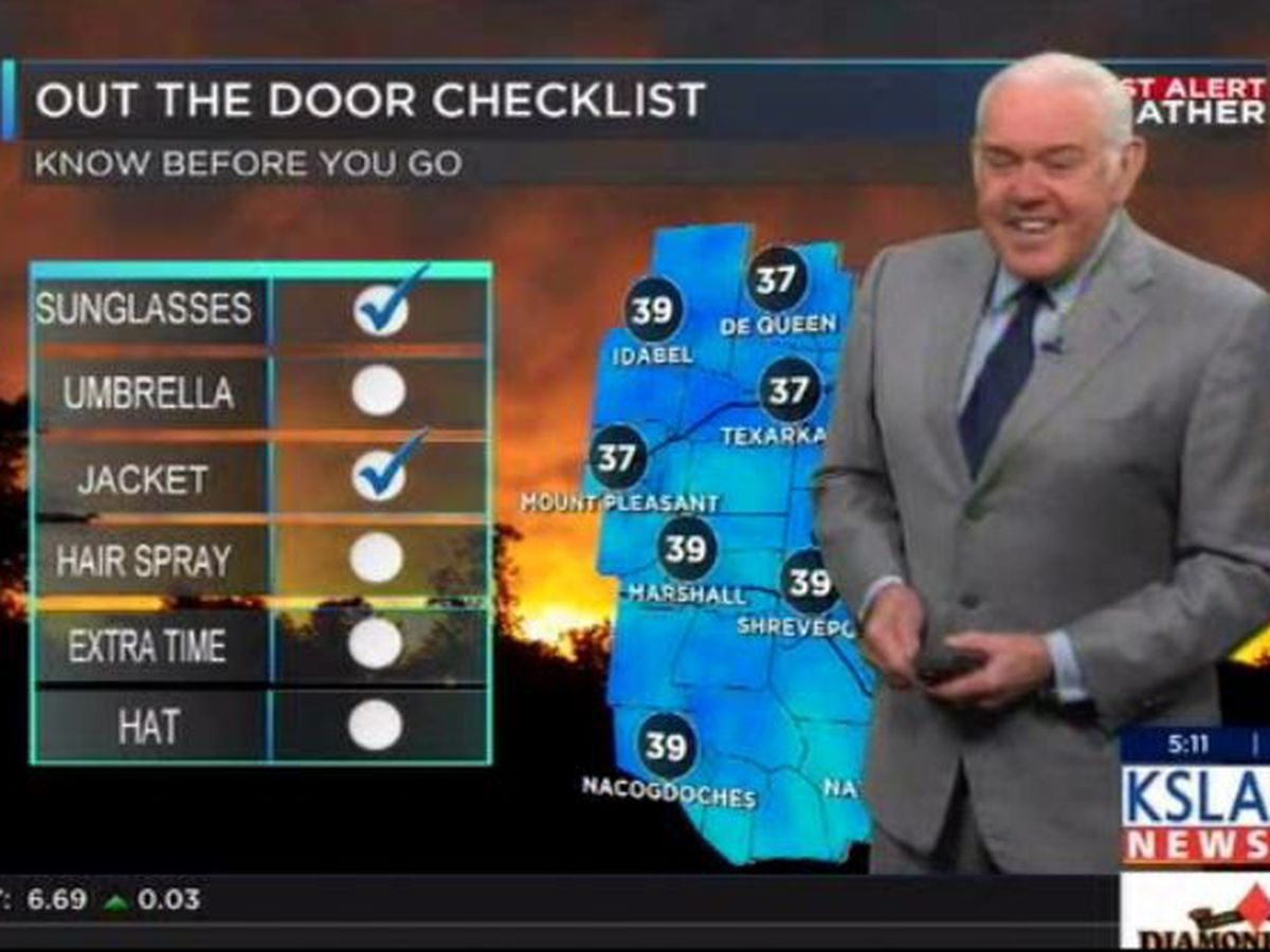 FIRST ALERT: Cold start but warmer temperatures this afternoon