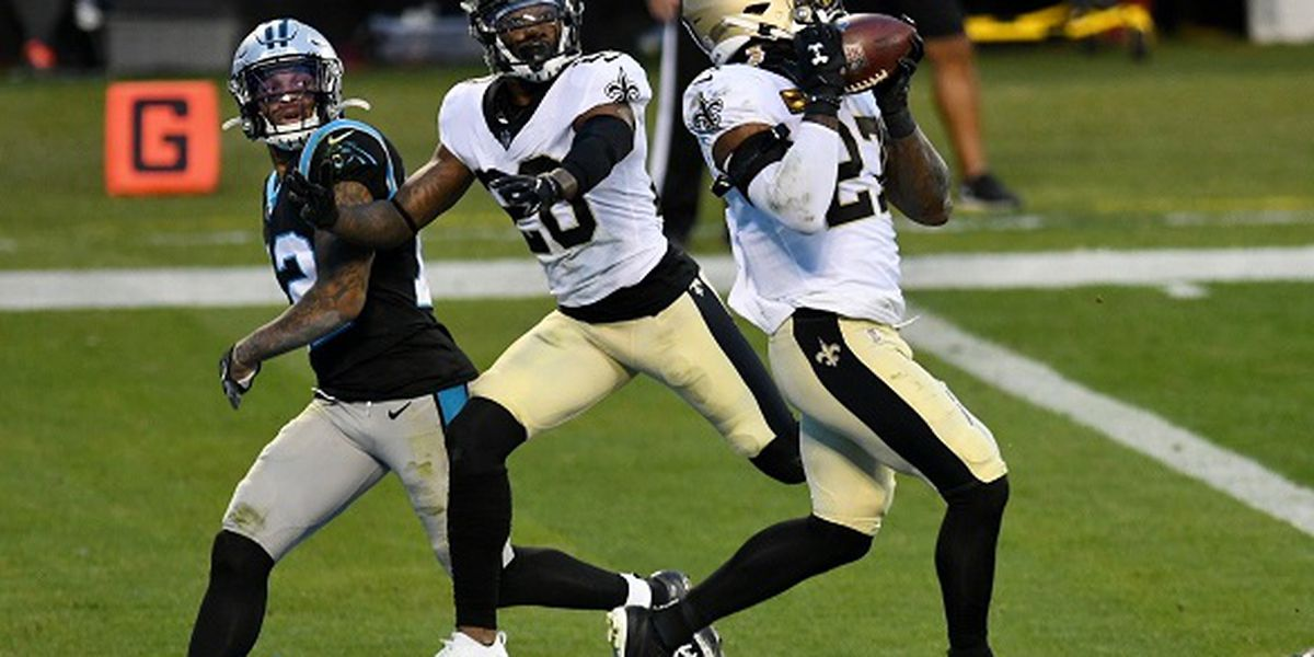 The Saints interception-hungry defense is ready for the playoffs