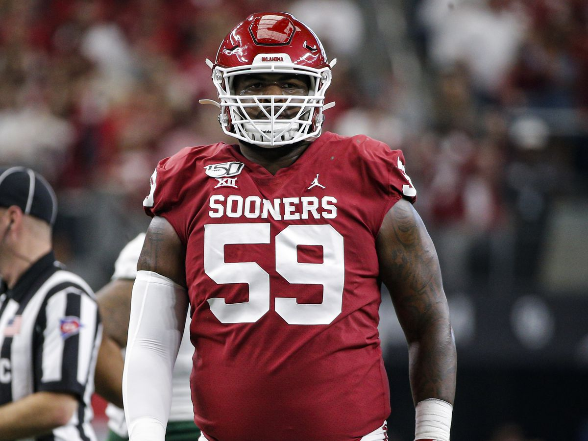 2021 NFL Draft: Oklahoma OL Adrian Ealy, Gonzales, La. native, signs with Ravens as UDFA