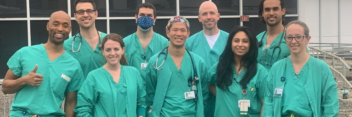 'It's emotionally taxing:' Checking in on an LSU doctor, residents on the front lines of the war on coronavirus