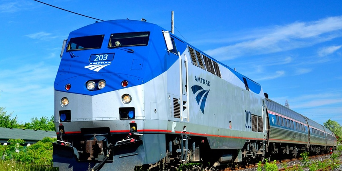 Amtrak: Passenger trains to return to Gulf Coast in 2022