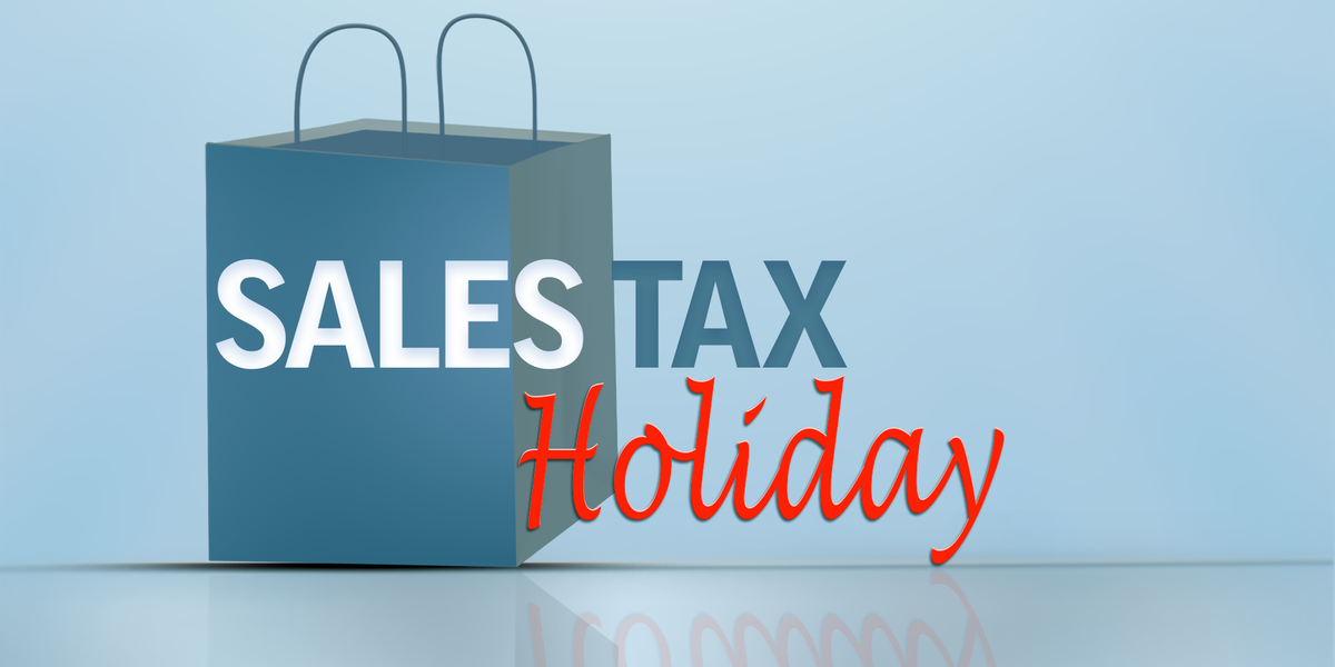 Texas sales tax holiday continues for a few more hours