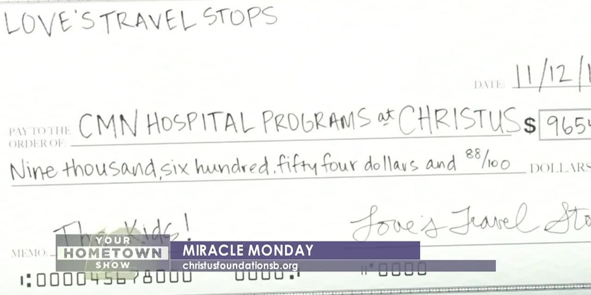 How Children's Miracle Network is making a local impact