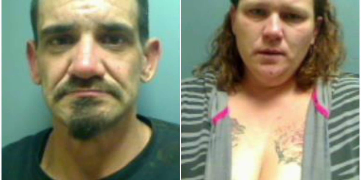 DeSoto Parish couple arrested for rape of young girl