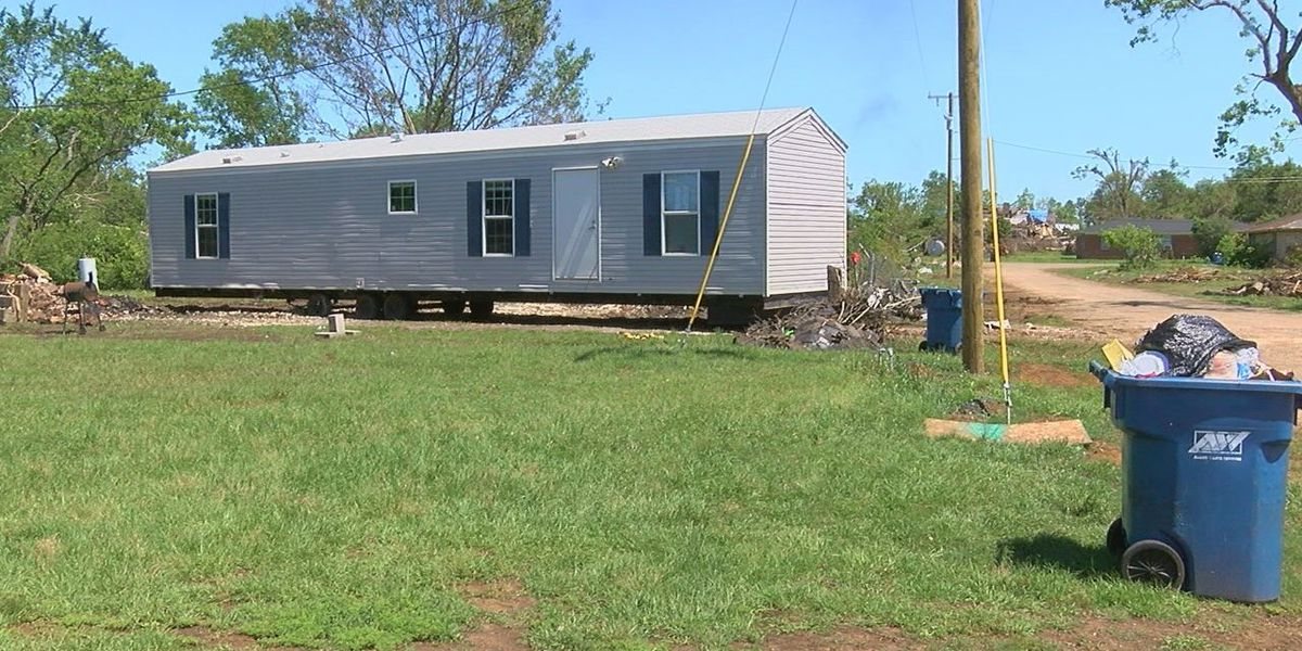 Alto City Council approves new mobile home for family impacted by storm