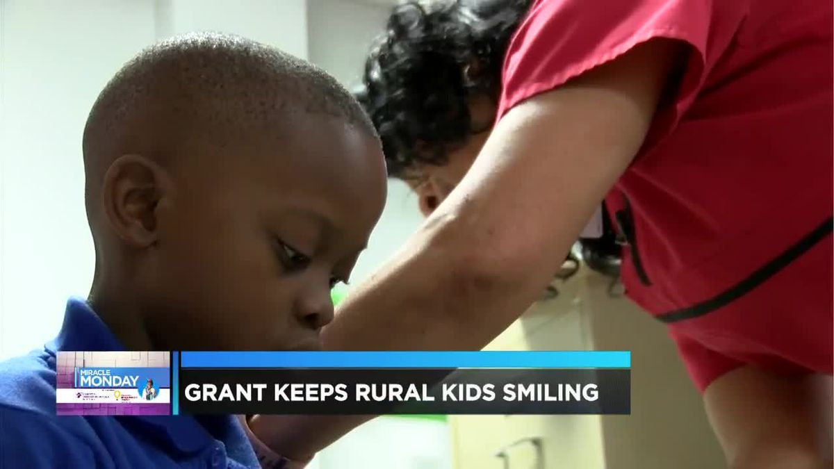 Children's Miracle Network: Grant keeps rural kids smiling