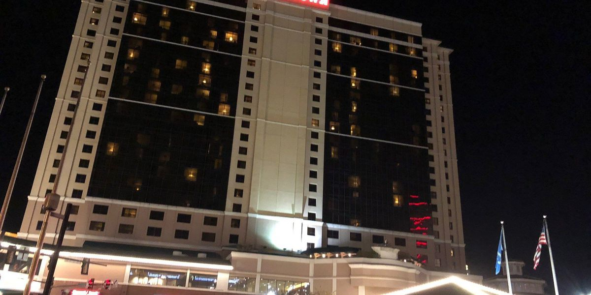 SFD extinguishes fire at Sam's Town Hotel & Casino