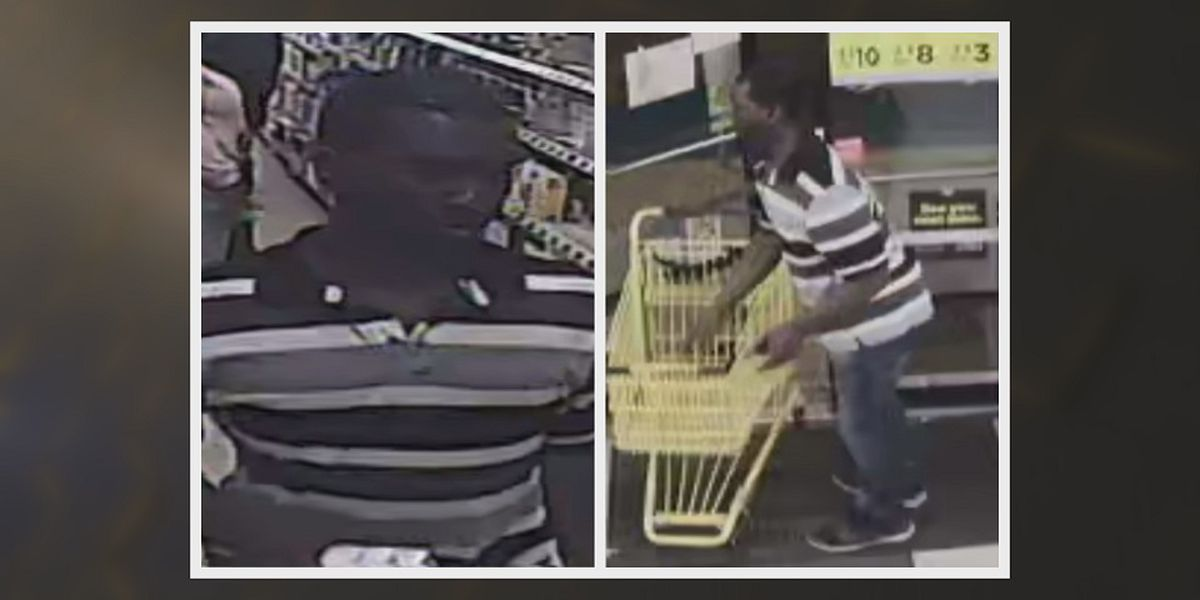 SPD searching for shoplifting suspect