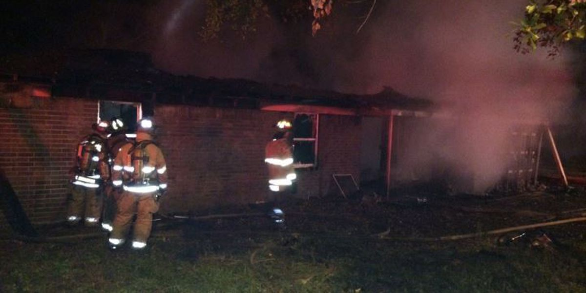 Fire damages vacant home in MLK neighborhood