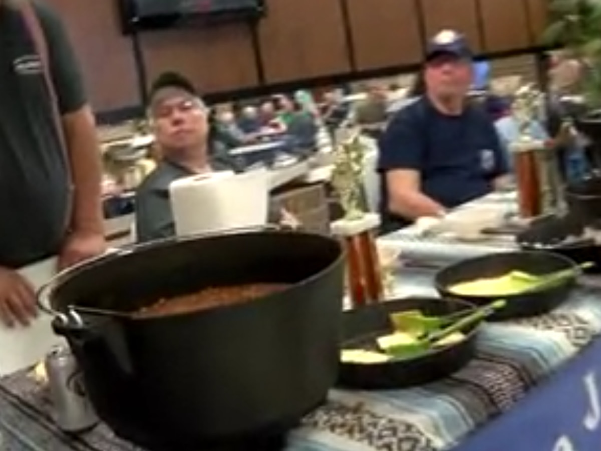 Chili cook-off raises money to benefit veterans