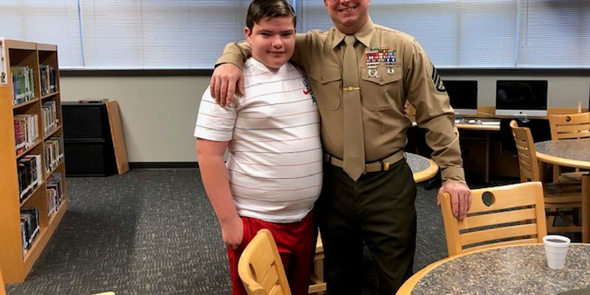 Month of the Military Child: Trevor Greenwood