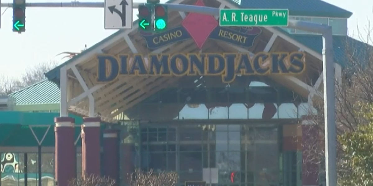 Casino license for closed Diamond Jacks in Bossier City could be headed to Slidell