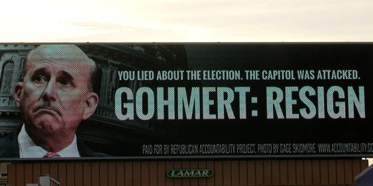 Republican group targets Gohmert, Cruz with Tyler billboards