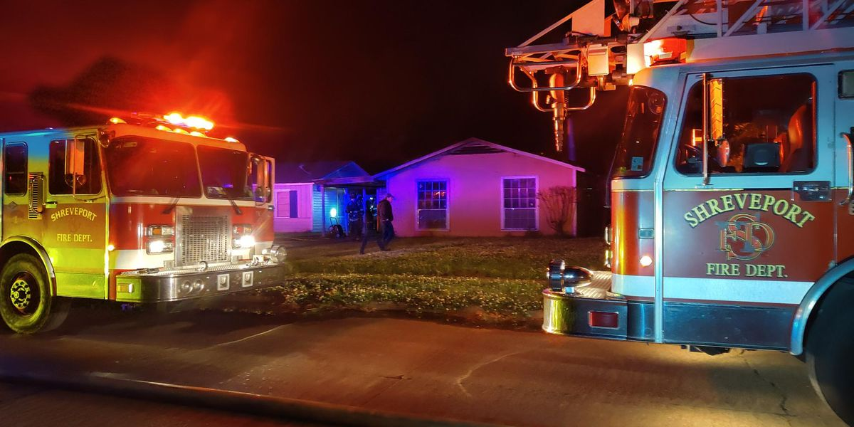 Caddo Heights home damaged in early morning fire