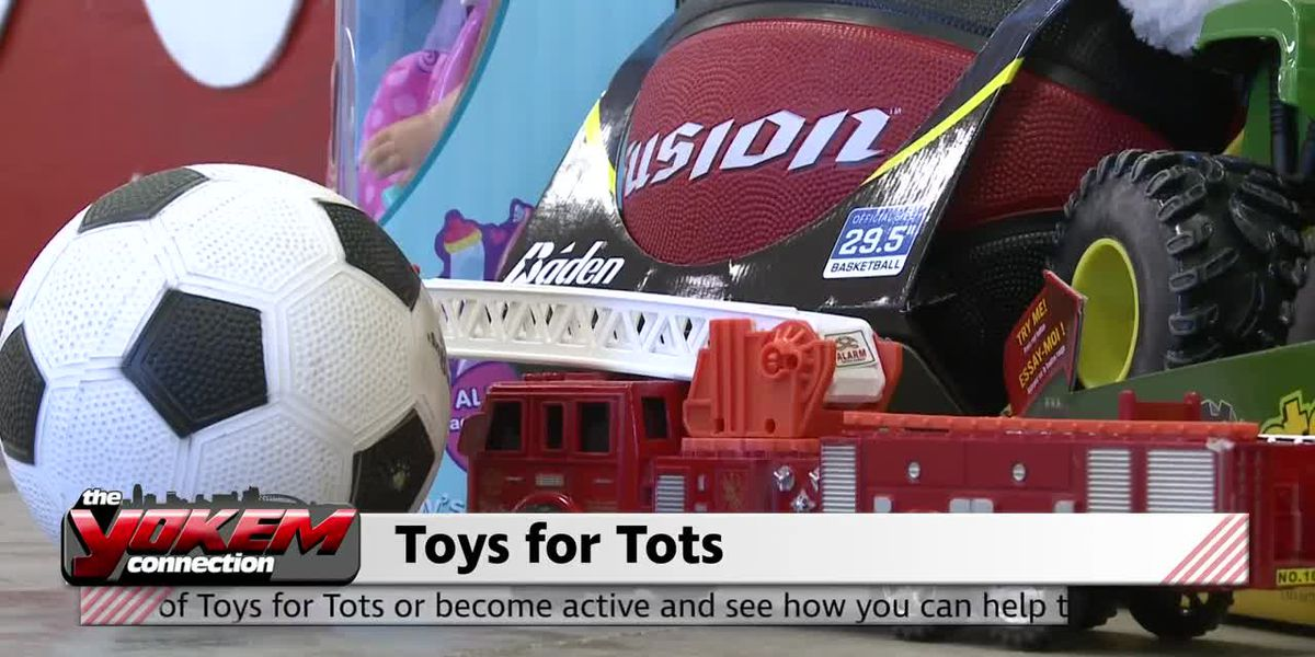 Yokem Connection - Toys for Tots