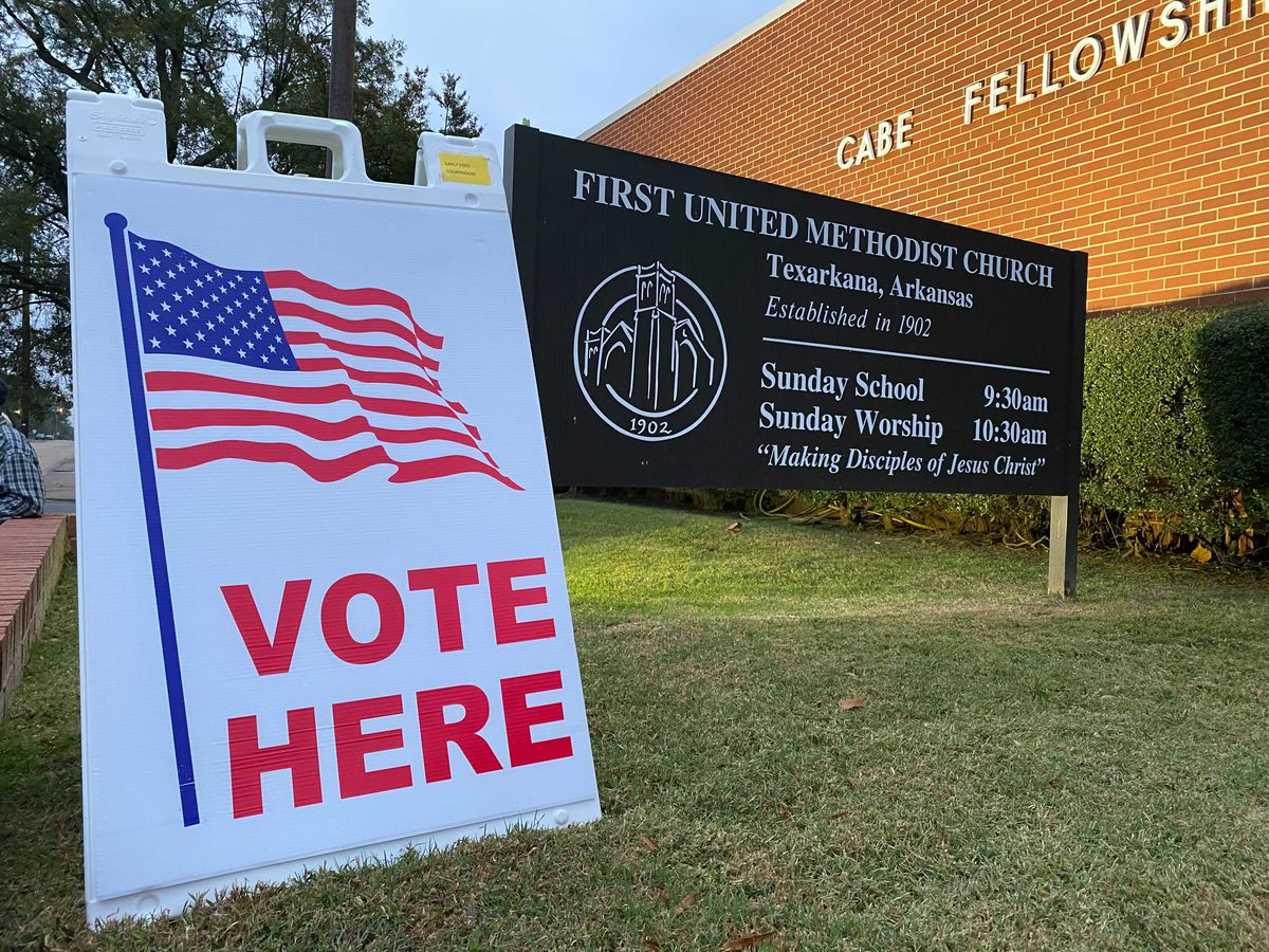 Early voting kicks off in Southwest Arkansas
