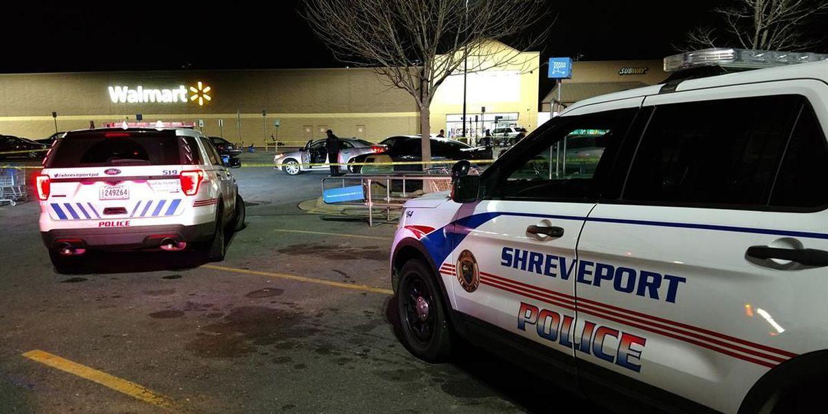 Man dies after shooting in Walmart parking lot