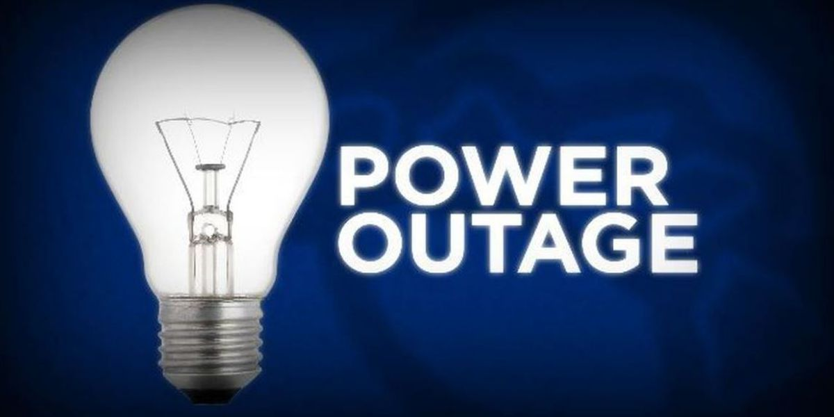 Widespread power outages reported in the ArkLaTex