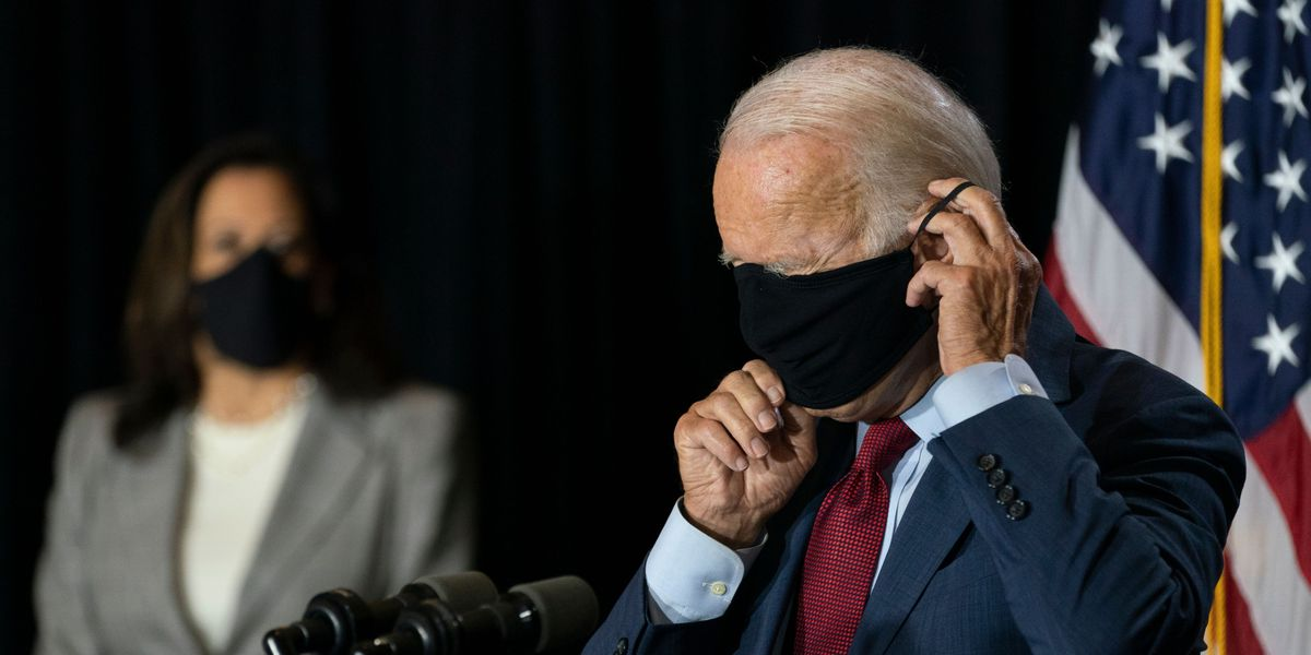 Biden calls for mask mandate
