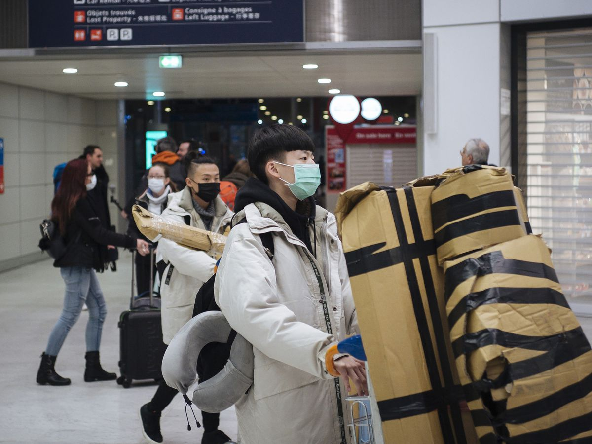 China counts 106 virus deaths as US, others move to evacuate