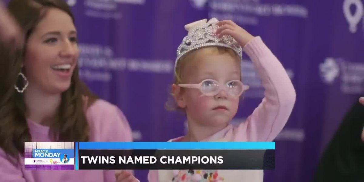 Shreveport-Bossier City area twins are champions