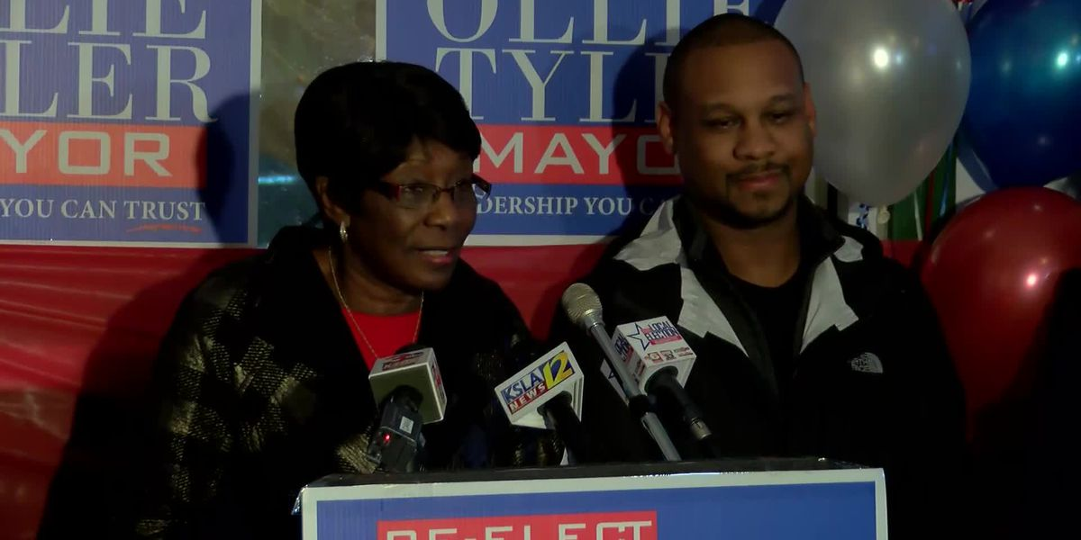 Ollie Tyler concedes Shreveport Mayor's race