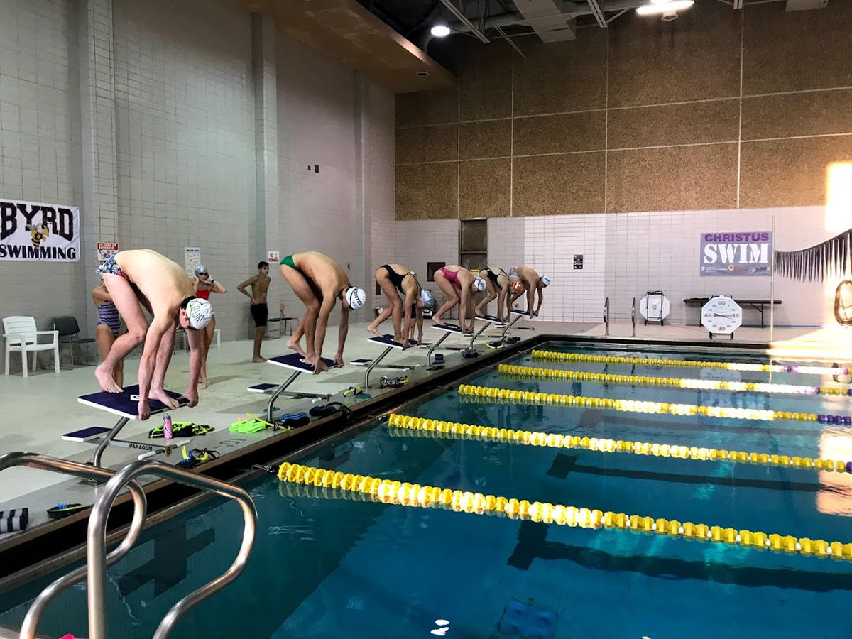 CHRISTUS Swim team improves in the water thanks to donation from CMNH