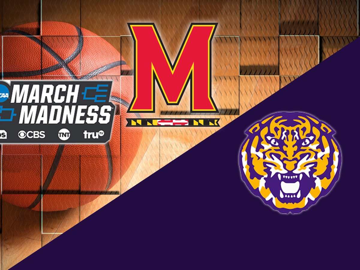 Tigers, Terps fight for trip to the Sweet 16