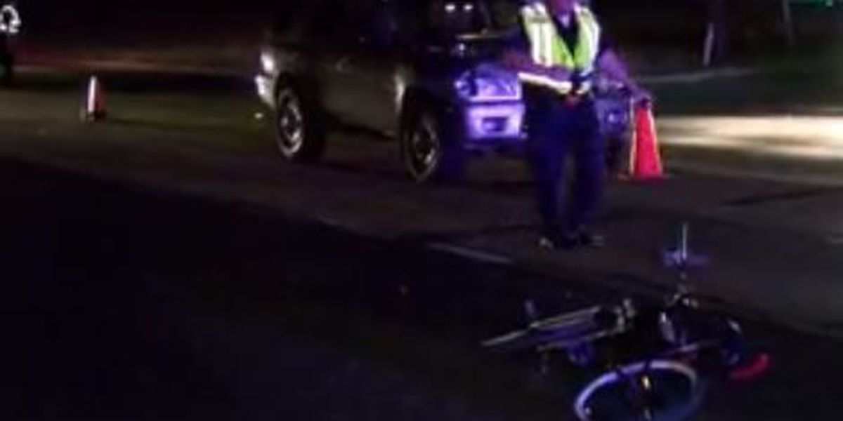 Man critically injured when bike collides with SUV