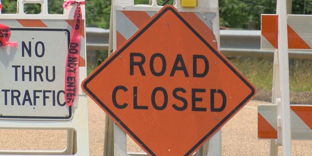 DOTD starts bridge rehab in Bossier/Caddo parishes;lane closures announced
