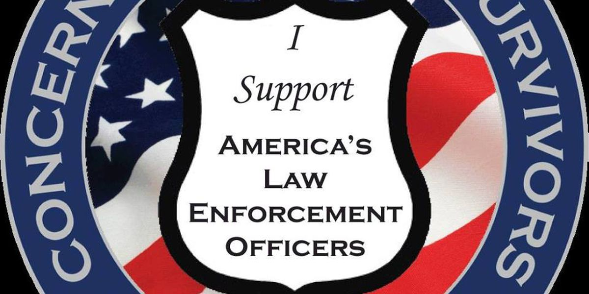 10 ways to show support on National Law Enforcement Appreciation Day