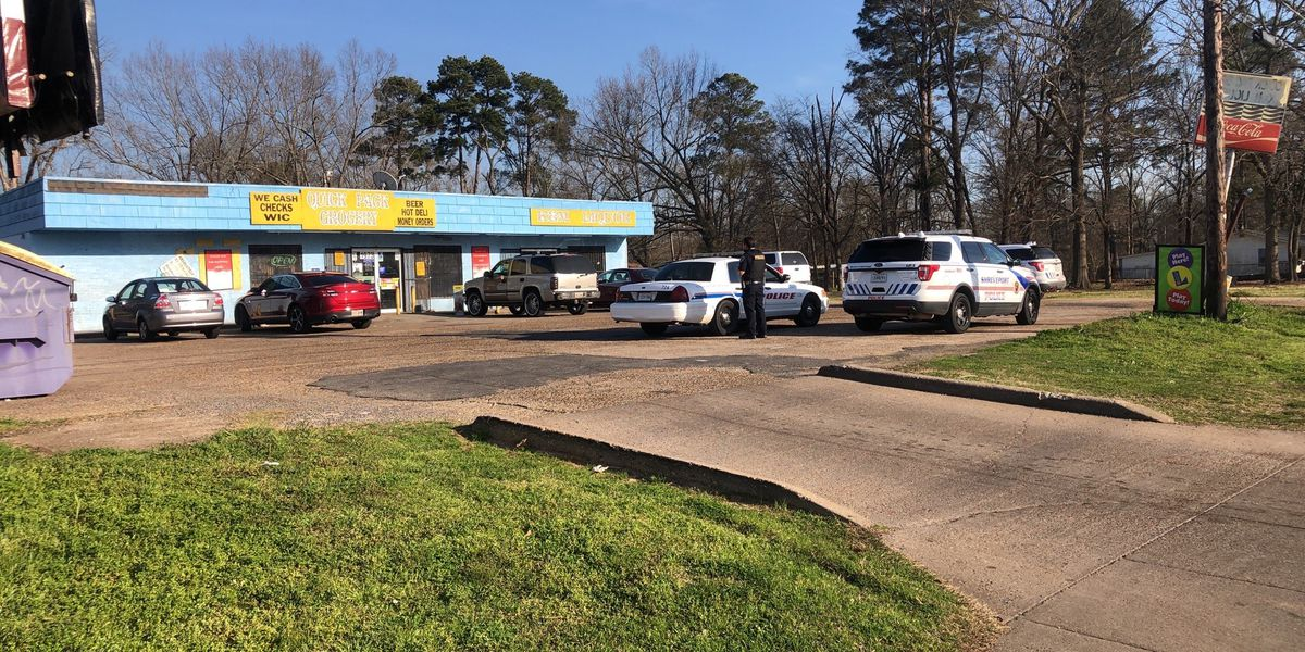 Stabbing reported outside of store on David Raines Road