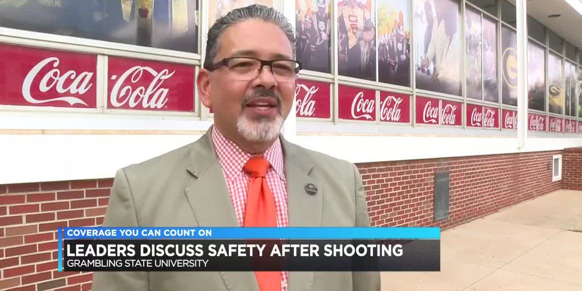 Grambling State officials discuss safety in wake of shooting on campus