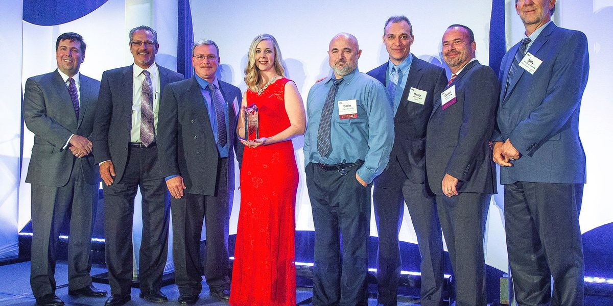 Backup 911 system designed in Texarkana recognized with national award