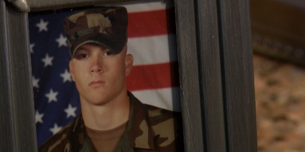 KSLA Salutes: Honoring the late Army Sgt. Craig Nelson