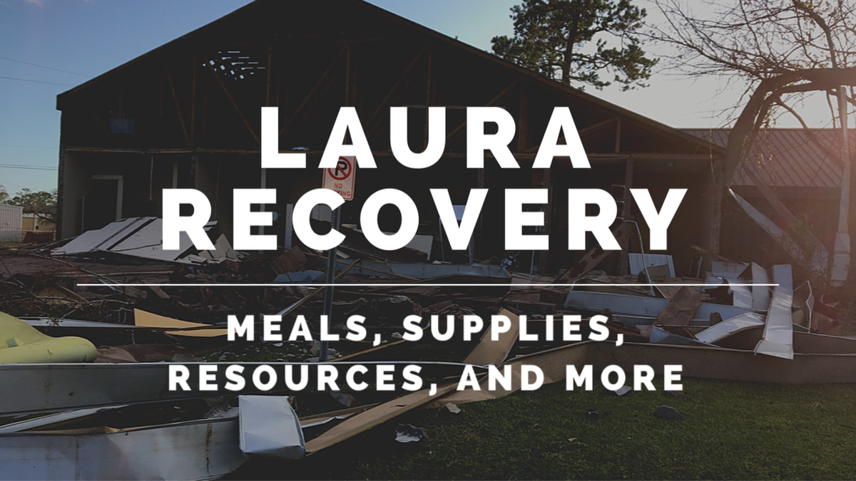 LAURA RECOVERY: What you need to know - Sunday, Sept. 20