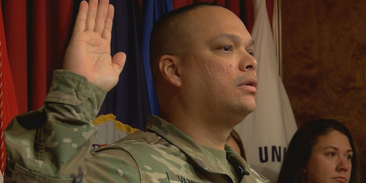 """Shreveport MEPS Commander: """"It reminds me of me when I was young."""""""