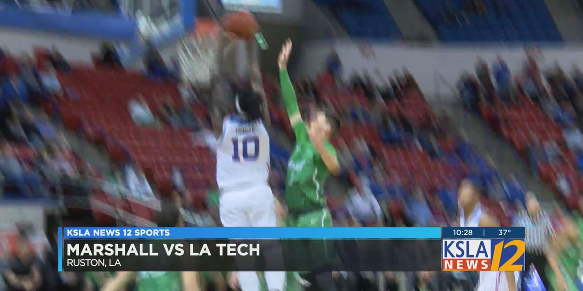 LA Tech defeats Marshall 89-80