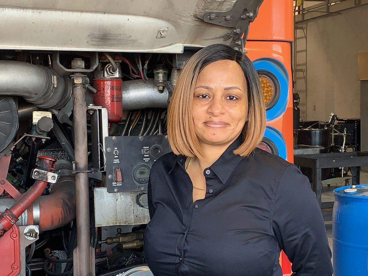 SporTran announces first female director of maintenance