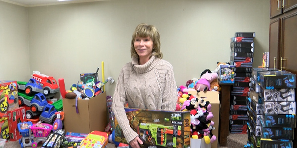 East Texas organization is making spirits bright for kids in need