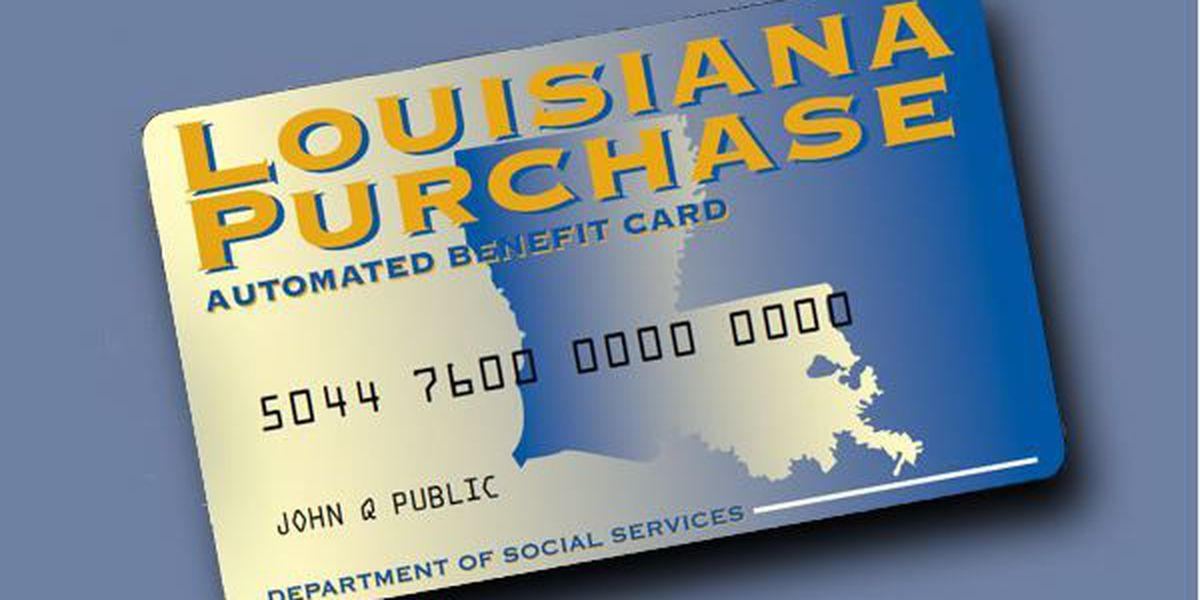 Vitter introduces bill to require photo ID for food stamp purchases