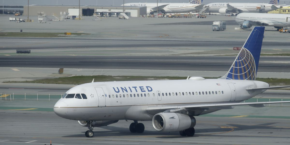 Report: Man with COVID-19 symptoms dies after United Airline flight makes emergency landing at MSY